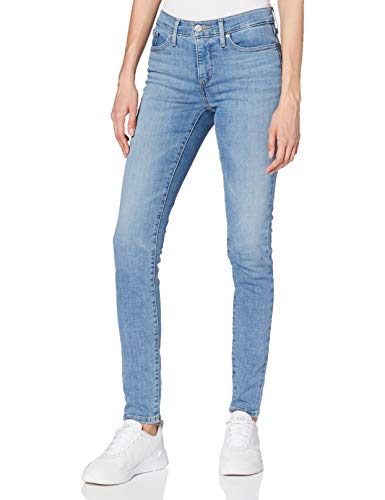 Levi's 311 Shaping Skinny Vaqueros, Slate Racer, 28W / 30L para Mujer