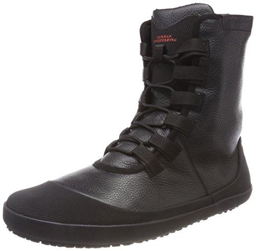 Sole Runner Unisex Transition Vario 3 Leder Chukka Boots, Schwarz (Black 00), 49 EU