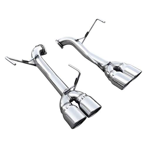 CNT Racing Axleback Quad Tip Exhaust System for 2015-2016 Suabru WRX/STi Sedan