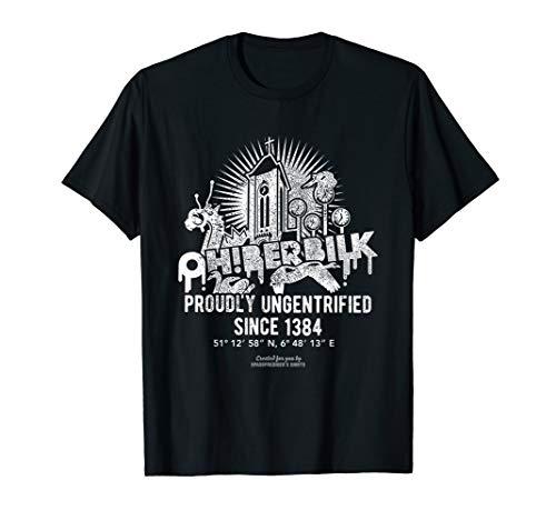 Düsseldorf Stadtteil Oberbilk Düsseldorf T-Shirt