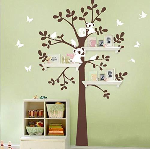 Moderne Dekoration Wohnzimmer Schlafzimmer Wandtattoo Olivenbaum