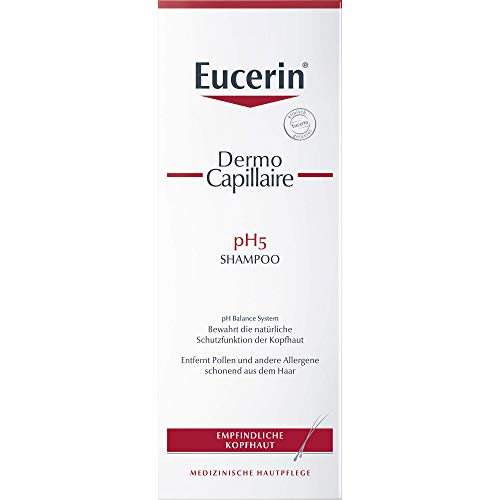 Eucerin DermoCapillaire pH5 Shampoo, 250 ml Shampoo