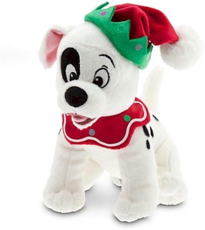 Disney Patch Plush - 101 Dalmatians - Holiday - Mini Bean Bag - 7'' by Disney