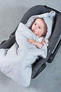 Schlafsack ohne /Ärmel grau Sommer BabyschlafsackSafari Stone Grey 70cm Jollein Babyschlafsack mit Tier-Design Leichter Sommerschlafsack f/ür Babys /& Kleinkinder