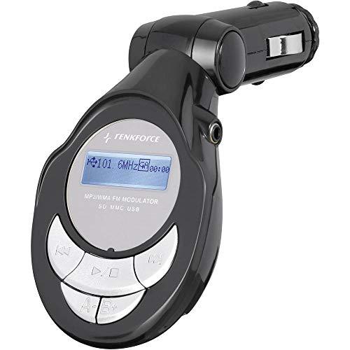 Renkforce FM Transmitter Integrierter MP3-Player