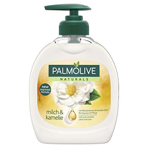 Palmolive vloeibare zeep Camelia-olie 300 ml