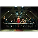 Ignite Wander Battlestar Galactica Last Supper Pictures Fashion Posters Creative Gifts Prints Home Decor -24x36 Inch No Frame