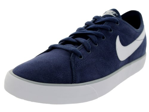 Nike Schuhe Herren Primo court leather Mid nvy/smmt wht-white-wlf gry, Größe Nike:12