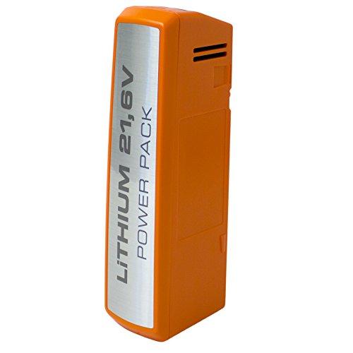 AEG AZE 036 Ersatz-Akku für längere Laufzeit für AEG Ultrapower AG 5020, CX8-50EB / 1 Lithium Power Pack 21,6 V