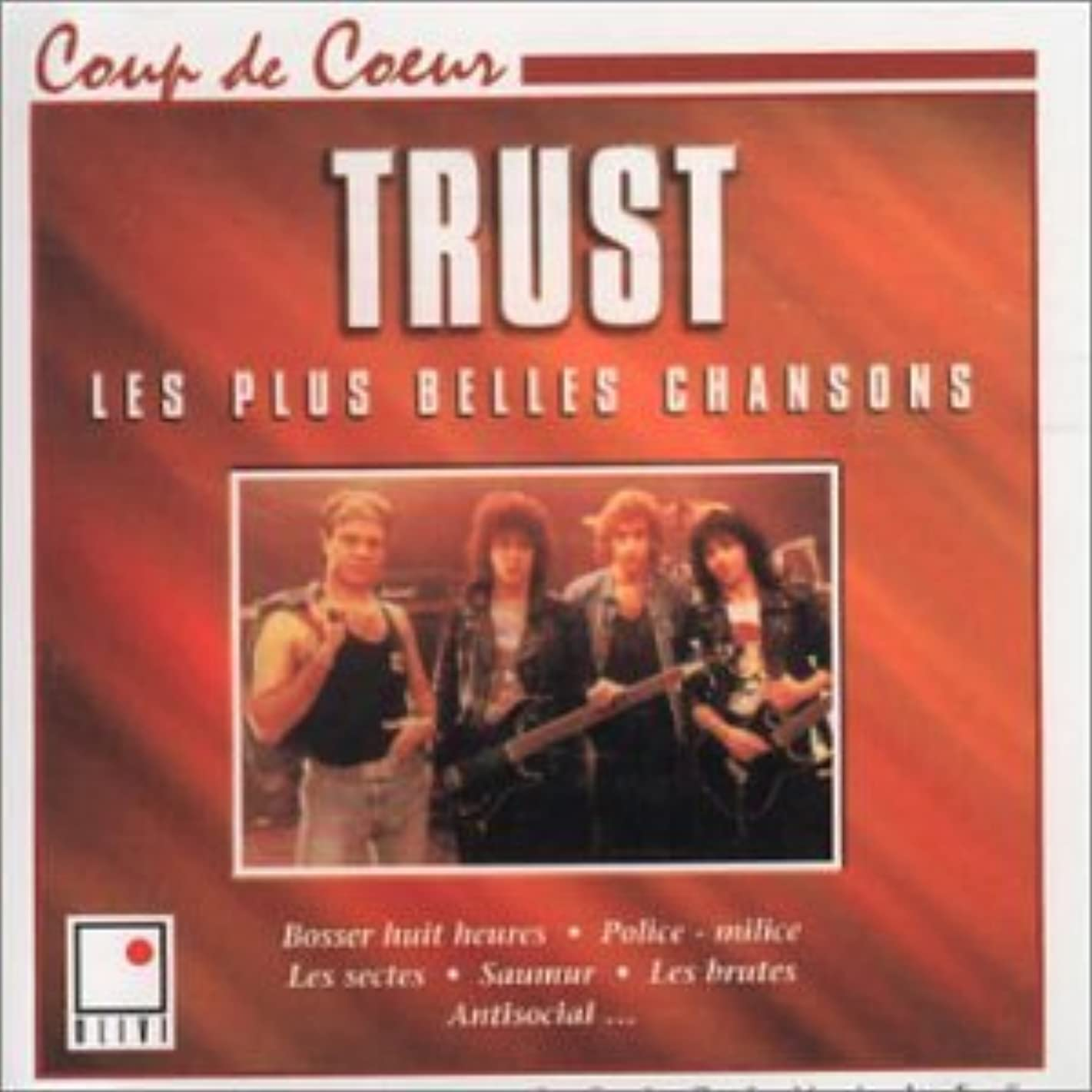Olus Belles Chansons by Trust