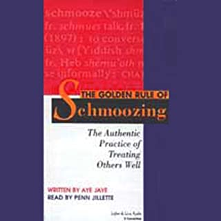 The Golden Rule of Schmoozing cover art