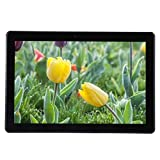Tableta Del Teléfono 10In, Tableta LCD IPS, Tableta con Procesador de Ocho Núcleos, Tarjetas Dual SIM 3G / 4G para Android 9.0, ROM de 2GB RAM 32GB, Cámara Dual 2MP + 5MP, Duro y Duradero(EU)