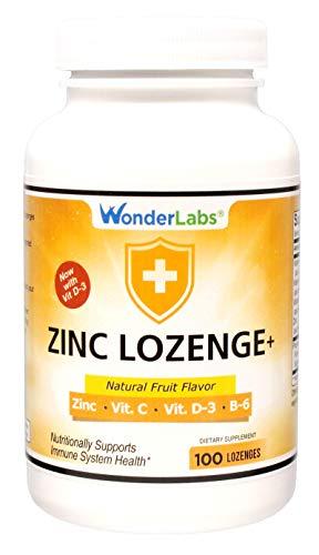 锌糖 (Zinc Lozenges)
