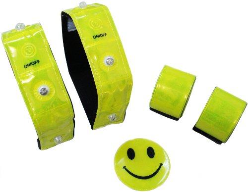 Ultrasport - Set de seguridad con ledes
