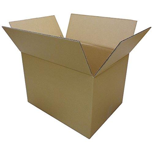 ダンボール箱120サイズ(段ボール)20枚セット【46×35.5×32cm】 引越し・梱包用 ※強度アップ材質(中芯160G)