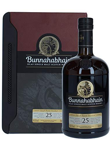 Bunnahabhain 25 Jahre Single Malt Scotch Whisky (1 x 0.7 l)