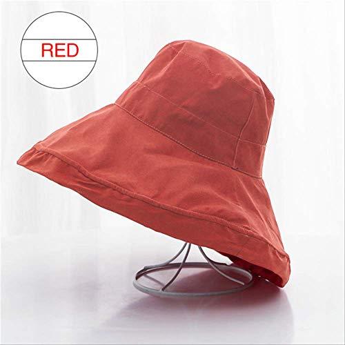 Verano al aire libre de protección solar Sombrero para las mujeres femenina...