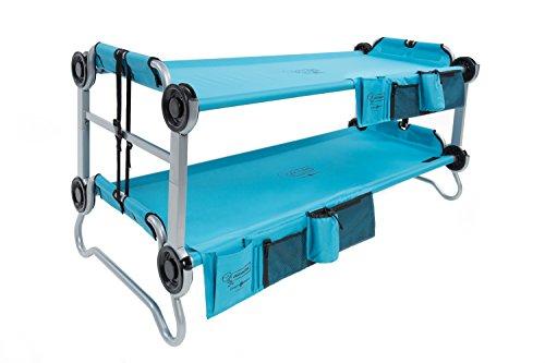 Disc-O-Bed Litera infantil Kid-O-Bunk, color azul