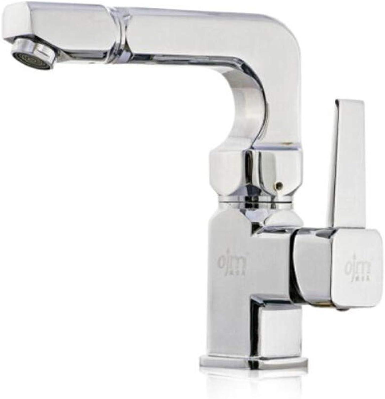 Faucet Waste Mono Spoutsingle Face Basin Washbasin Table Basin 360 Degree redating Hot and Cold Water Dragon