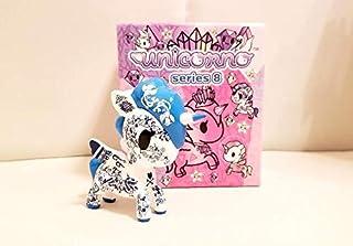 Tokidoki, Unicorno Series 8 3-inch Vinyl Figure Unicorn - Porcellana