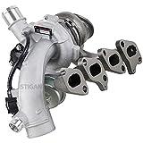 Stigan Turbo Turbocharger For Chevy Cruze Sonic Trax & Buick Encore 1.4T EcoTec - Stigan 847-1446 New
