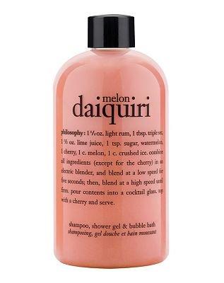 philosophy Melon Daiquiri 3-in-1 Shampoo, Duschgel und Schaumbad, 480 ml