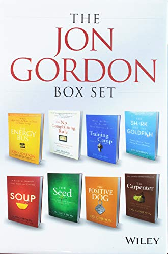 Jon Gordon Box Set