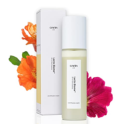 Carla Lab Lacto Biome All in One Essence 3.38 fl. oz/100ml, Mist Type, Niacinamide + Various Extracts Probiotic Korean Face Toner, Fermented Skin Care, Improve Skin Tone, Fine Wrinkles& Skin Barrier