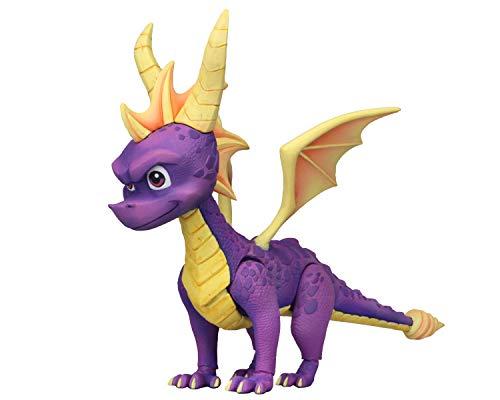 NECA- Spyro The Dragon - 7 Scale Action Figure - Spyro