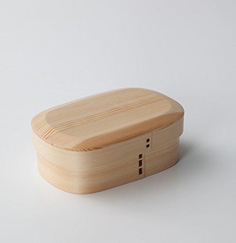 曲げわっぱ 大和型弁当箱 白木 匠磨 かぶせ蓋 日本製 漆器 杉 保湿 天然木製 ホワイト おかず 仕切り 漆 国産 ランチボックス 学生 通勤 手作業 水分 ご飯 天然木 女性 男性