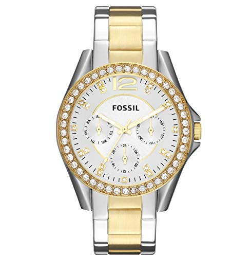 Top 10 Cheap Women's Watches That Look Expensive - Fossil Women's Riley - ES3204
