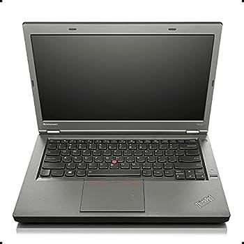 Lenovo ThinkPad T440P 14  Laptop Computer Intel i5-4300M up to 3.3GHz 8GB RAM 128GB SSD Windows 10 Professional  Renewed