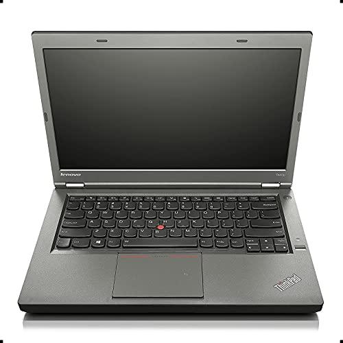 Lenovo ThinkPad T440P 14' Laptop Computer Intel i5-4300M up to 3.3GHz 8GB RAM 128GB SSD Windows 10 Professional (Renewed)