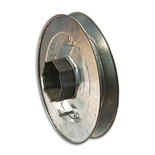 Home System tp45082Riemenscheibe achteckig für Rolle aus Metall, Durchmesser 200mm, für Rollläden