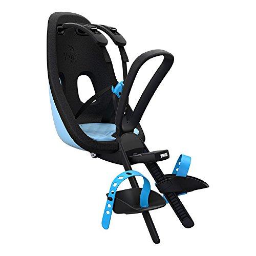 Thule Yepp Nexxt Mini Seggiolino da Bici per Portapacchi Anteriore, Blu (Aquamarine)