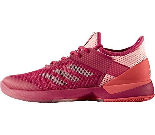 adidas Adizero Ubersonic 3 W, Zapatillas de Tenis para Mujer, Rosa (Rosene/Grmeva/Corsen), 41 1/3 EU