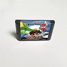Lksya Chiki Chiki Boys - Carte de jeu MD 16 bits pour cartouche de console de jeu vidéo Sega Megadrive Genesis (coque japo...