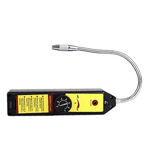 Herramienta De Detección De Acondicionador De Aire 6000 Wjl-detector De Fugas De Freón Portátil Halógeno Detector De Fugas De Gas Refrigerante R410a R134a R22 Hvac R1234yf Cfc Hcfc Hfc Detector De