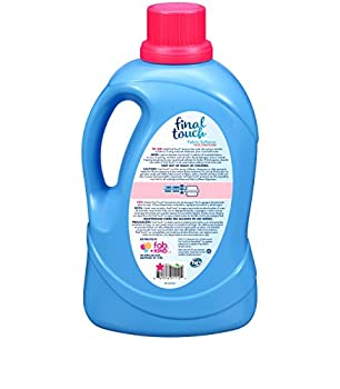 final touch fabric softener