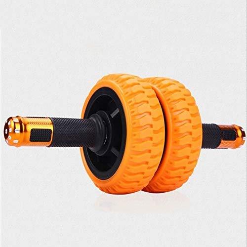 ARTF De Dos Ruedas Abdominal del Vientre Muscular Dispositivo Flexiones Silencio Equipo del Ejercicio de Doble Ruedas Multi-función de Hogares Cuatro cojinetes Integral Practice Mute Fitness Roller