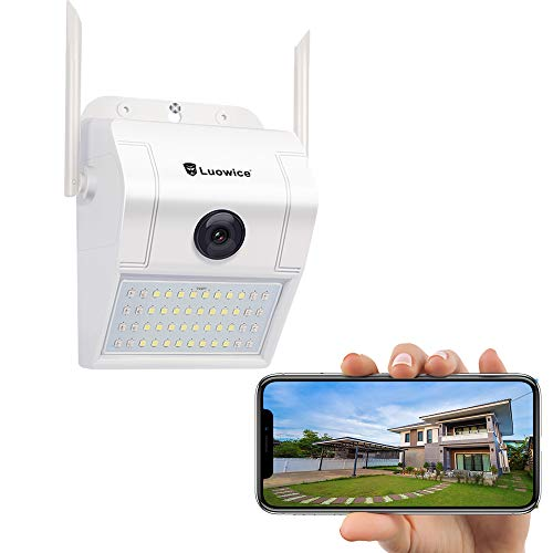Luowice wifi Floodlight Camera