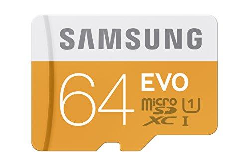 Samsung 64GB MicroSDXC 64GB MicroSDXC Classe 10 memoria flash