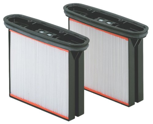 Metabo Filterkassetten, Staubklasse M (für faserhaltige Feinstäube, leichte Reinigung) 631894000