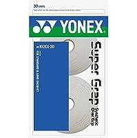 Yonex(ヨネックス) ウェットスーパーグリップテープ 30本入り AC102-30P/ホワイト [並行輸入品]