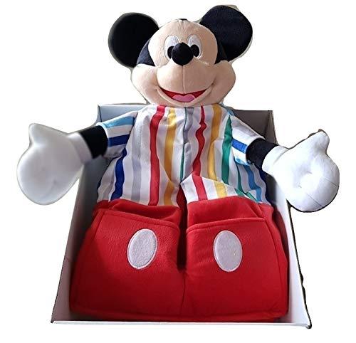 Minnie-Topolinsäckchen mit Kordelzug hinten TOPOLINO