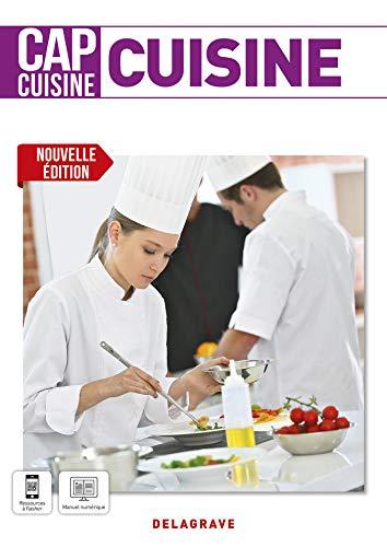 Cuisine 1re et 2e années CAP Cuisine (2021)