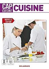 Cuisine 1re et 2e années CAP Cuisine (2021) - Pochette élève (2021) de Thierry Déchamp