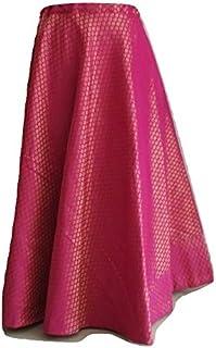 5f52aa2e5 Silk Women's Skirts: Buy Silk Women's Skirts online at best prices ...