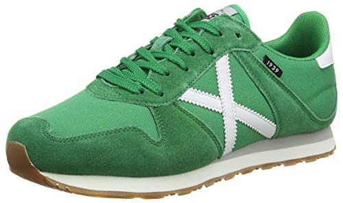 Munich MASSANA 368, Zapatillas Adulto, Verde, 45 EU