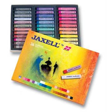 Jaxell-Pastellkreiden 36 Stück
